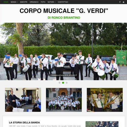 Corpo Musicale G. Verdi Ronco Briantino